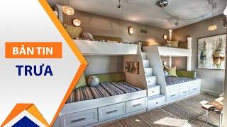 Gợi ý nội thất thông minh cho căn hộ nhỏ | VTC