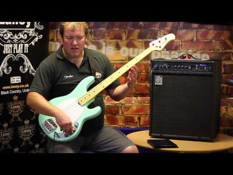 Sterling By Musicman SUB Ray4 Bass in Mint GreenB | PMTVUK