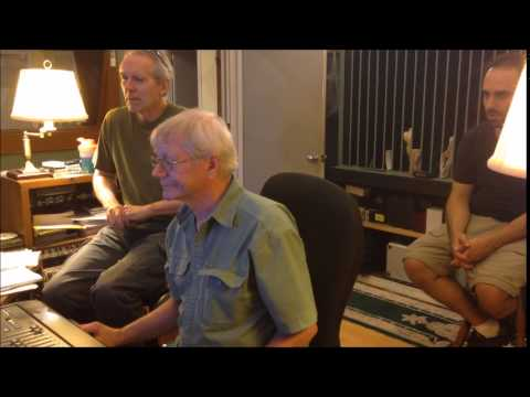 """Mixing """"Duke Street"""" from the album """"Blue Dogs"""" by Manna/Mirage"""