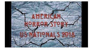 Американская история ужасов: Чемпионат США 2018 (обзор сборной) /American Horror Story: US Nationals
