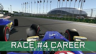 F1 2016 race #4 S2 | CRASHES EN UITVALLERS | Nederlands/Dutch