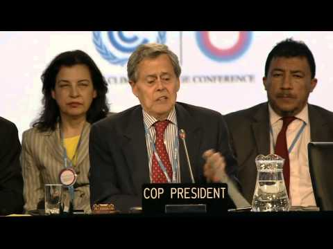 COP20 - Conference Of The Parties Serving As The Meeting Of The Parties To The Kyoto Protocol CMP