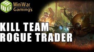 Matt and Quirk Play Kill Team Rogue Trader (Game 1)