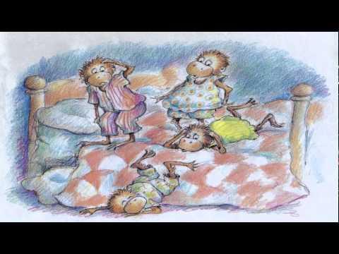 Five Little Monkeys Jumping on the Bed  Eileen Christelow