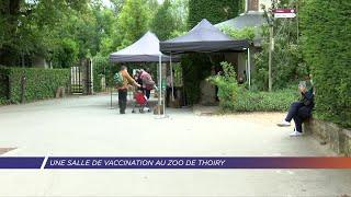Yvelines | Une salle de vaccination au Zoo de Thoiry