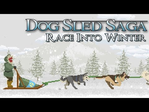 A Frosty Fame-Filled Race!! • Dog Sled Saga: Race Into Winter! - Episode #3