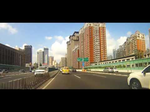 A Drive In Shanghai