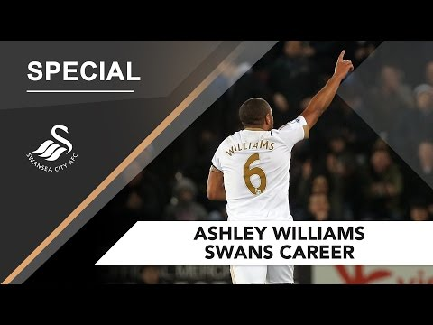 Swans TV - Ashley Williams : Swans Career Highlights