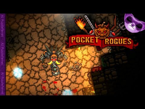 Pocket Rogues Ep7 - King Of Bones!
