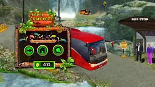 Off-Road Van Drive Mountain Hills Climb 3D / Android Game / Game Rock