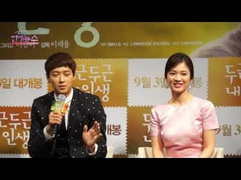 "Throwback - ""Song Hye Kyo is taller than I thought."" - Kang Dong Won"