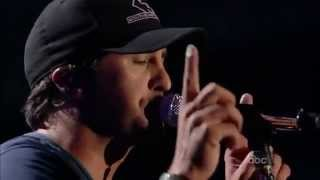 Luke Bryan - Drunk On You LIVE