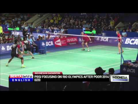 Indonesian Badminton Association Outlines Need to Improve Program