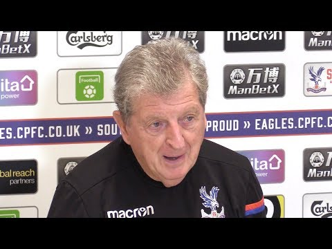 Roy Hodgson Full Pre-Match Press Conference - Newcastle v Crystal Palace - Premier League