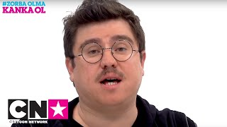 Zorba Olma Kanka Ol | 3 Adam | İbrahim | Cartoon Network