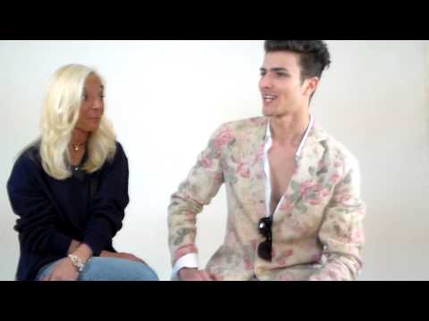 Modadivas Interview the fashion Blogger Gian Maria Sainato