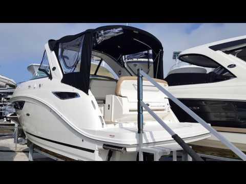Motor boat - Youtube videos - Sea Ray SEA RAY 260 SUNDANCER