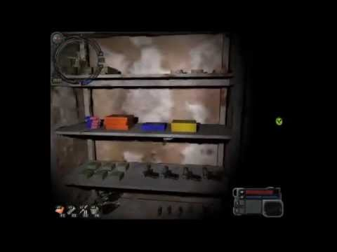 S.T.A.L.K.E.R.:Call Of Pripyat.Открываем закрытую дверь\Bug With Opening Doors