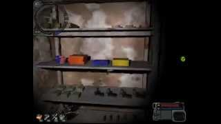 S.T.A.L.K.E.R.:Call of Pripyat.Открываем закрытую дверь\Bug with opening doors(, 2009-10-08T16:38:32.000Z)