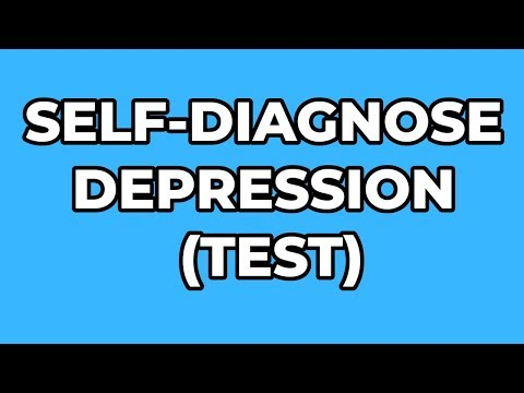 self-diagnose-depression-(test)