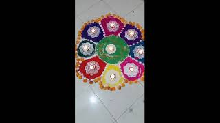 Amazing Diwali Decoration Ideas to try at home | Flowers | Rangoli | Pooja | Lights