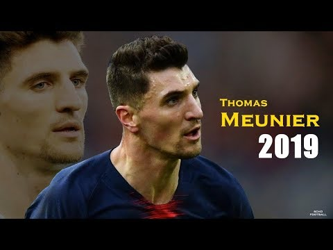 Les Parisiens | Thomas Meunier 2019 – Skills & Goals