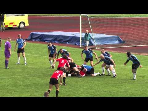 European Rugby XV 3rd division Qualification: Estonia 59 - 12 Belarus HD