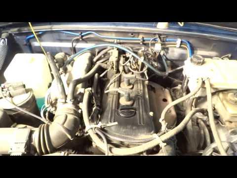 ГАЗ 31105 , ЗМЗ 406, разбор мотора.  Часть 1.