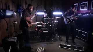 "Animals as Leaders ""Tooth and Claw"" At Guitar Center"