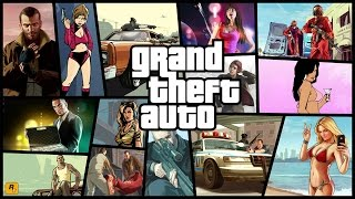Топ-5 игр серии Grand Theft Auto пять лучших GTA