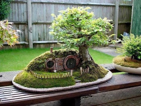 Creative DIY Ideas To Make A Small Fairy Tale Garden For Your Home