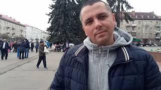 Денис Тобіас про зимовий ЧУ із спортивної ходьби у Луцьку, 10-11.03.2018