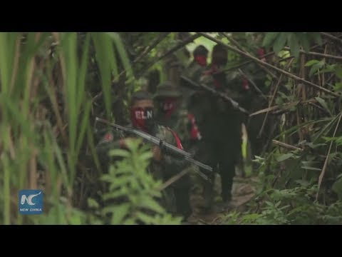 Colombian rebel group ELN announces bilateral ceasefire