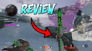 Is The Ballistic Knife Good In Cold War Zombies?