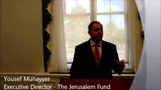 Jewish Voice for Peace Congressional Briefing - Yousef Munayyer