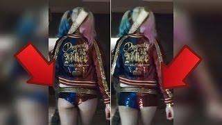 Observa bien los shorts de HARLEY QUINN !!!   15 Secretos que NO SABIAS de Suicide Squad