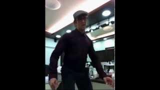 Hritik Roshan Funny Dance on selfie video taken