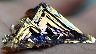Faire des cristaux de bismuth