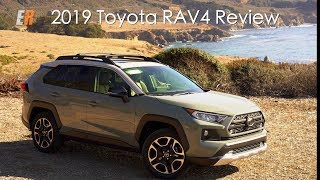 NEW 2019 Toyota RAV4 Review  - Can This Compact SUV Stay on Top?