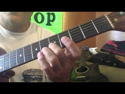 Pilipuka - Slack Key guitar, lesson recap for Joe
