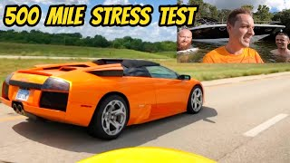 homepage tile video photo for Was Buying the Cheapest Lamborghini Murcielago Roadster a Mistake? ***FEATURING WIZARD'S YACHT***