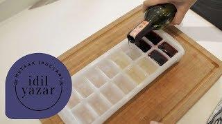 Buz kalıpları sadece su dondurmak için değildir ! | Pratik Mutfak - Bölüm 2