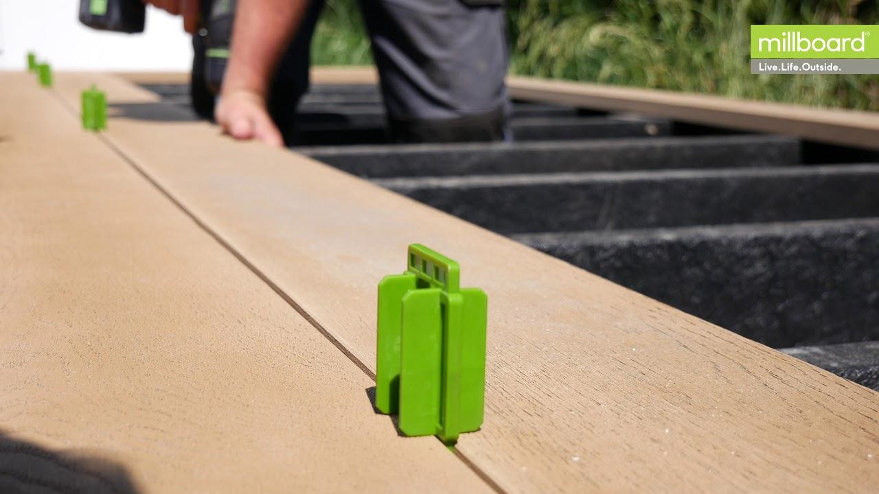 Millboard Decking - Composite Decking Perth - Austim