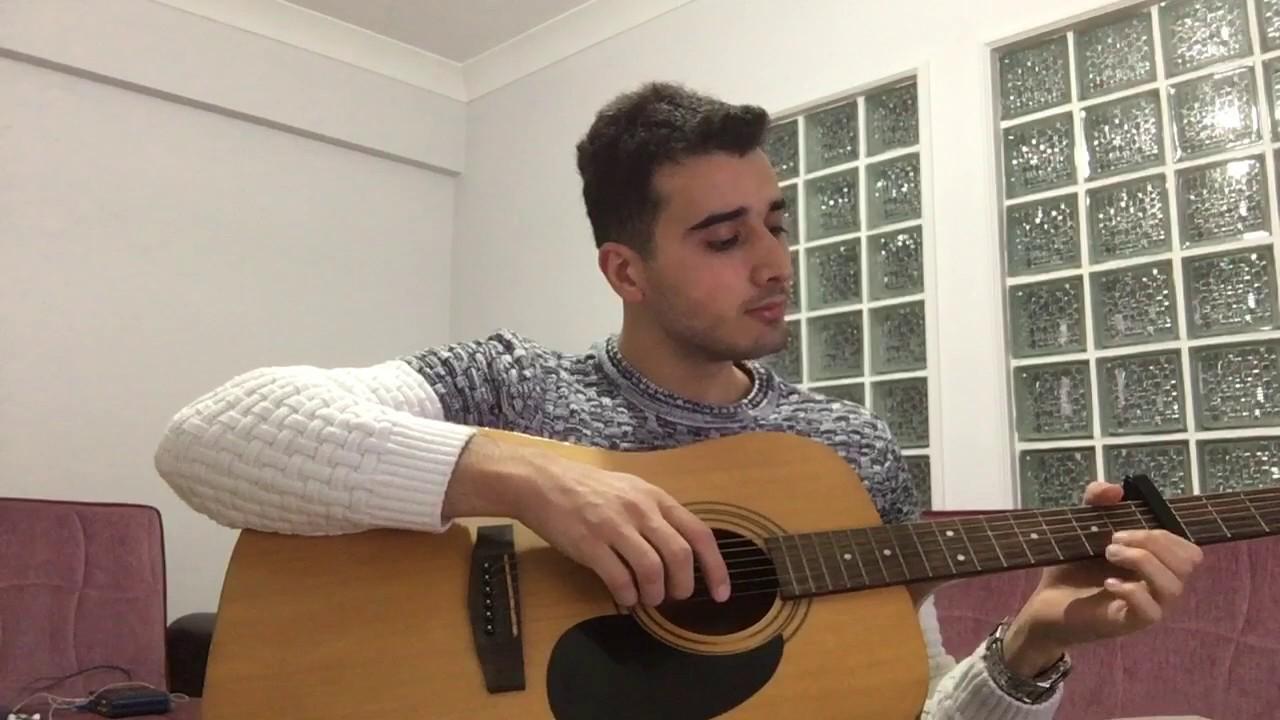Tuna Kiremitçi Sena şener Birden Geldin Aklıma Gitar Cover Youtube