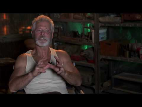 "Don't Breathe: Stephen Lang ""The Blind Man"" Behind the Scenes Movie Interview"
