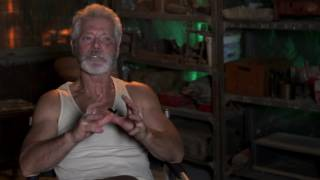 """Don't Breathe: Stephen Lang """"The Blind Man"""" Behind the Scenes Movie Interview"""