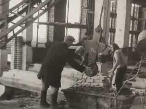 Старенький ролик про г. Ликино-Дулёво