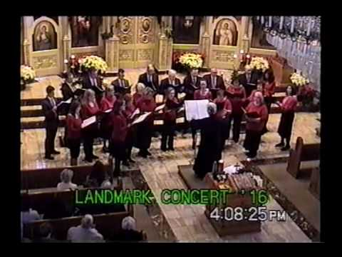 St. Theodosius Cathedral Choir, Cleveland, Ohio