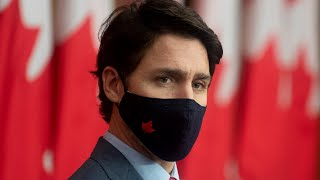 COVID-19 update: Trudeau, officials address Canadians