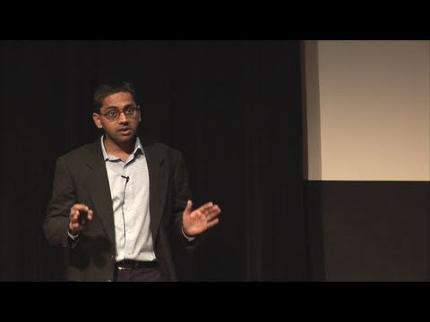 Kartik Chandran - TEDxColumbiaEngineering - 11/29/11